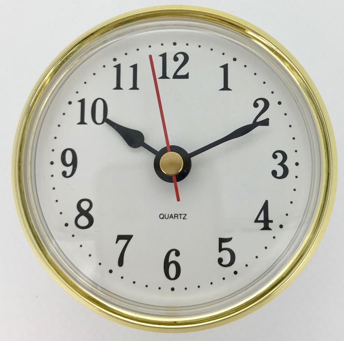 Choosing the Correct Clock Insert