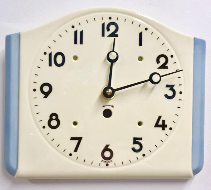 Retro Ceramic Clocks