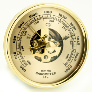 70mm Gold Barometer|70mm Gold Barometer