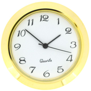 37mm mini clock fit up|37mm mini clock fit up