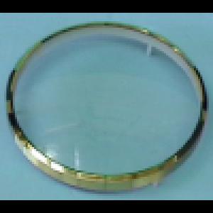 Clock Lenses Glass Bezels