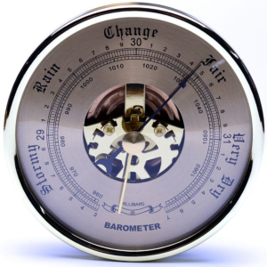 Gold Barometer 90mm|Gold Barometer 90mm