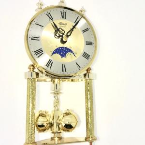 Let S Make Time Hermle Rotary Pendulum Clock Movement