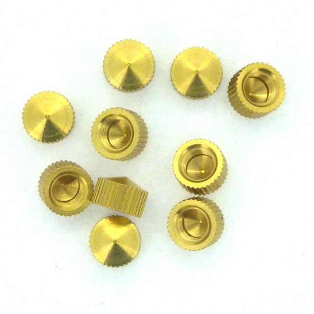 Let S Make Time Quartz Closed Nut Hardware Pack