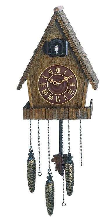 Let 39 s make time quartz cuckoo movement kit qcmove kit - Cuckoo clock plans ...