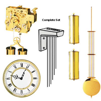 how to make a pendulum clock go faster
